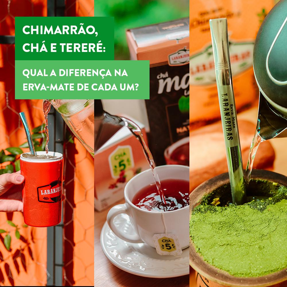Chimarrão, Chá e Tereré: Qual a diferença na erva-mate de cada um?