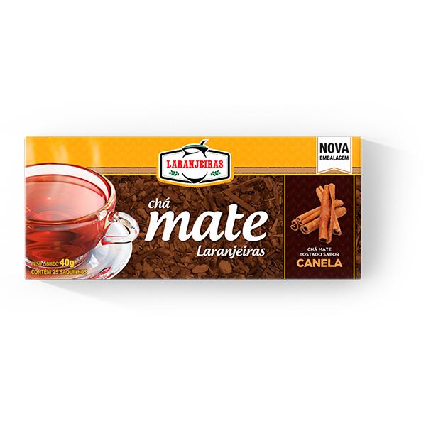 Chá tostado Canela