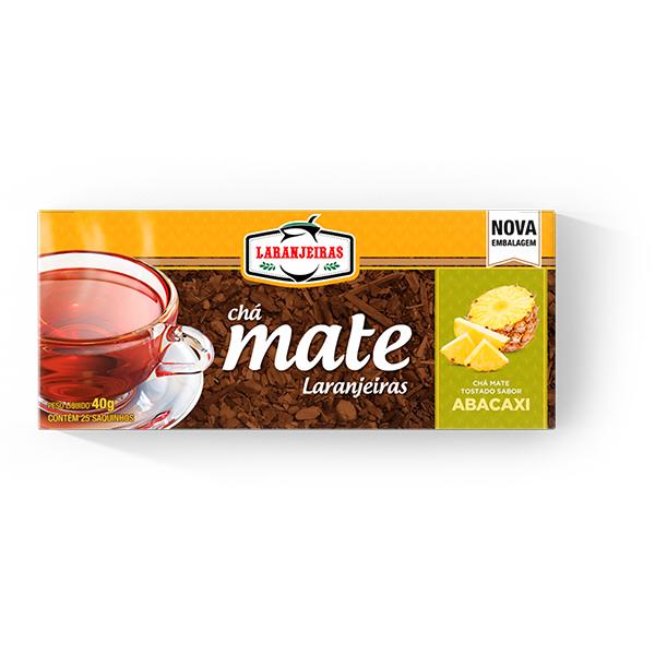 Chá tostado abacaxi
