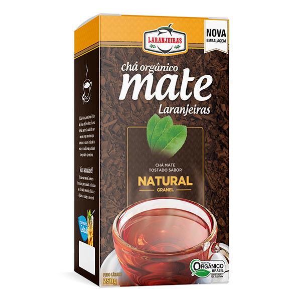 Chá tostado natural granel