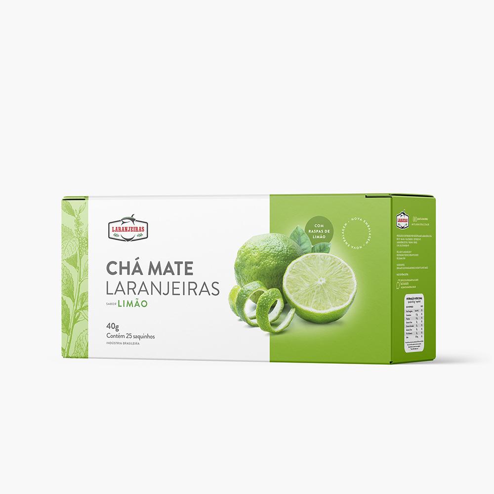 Chá Mate Laranjeiras – Tostado Limão