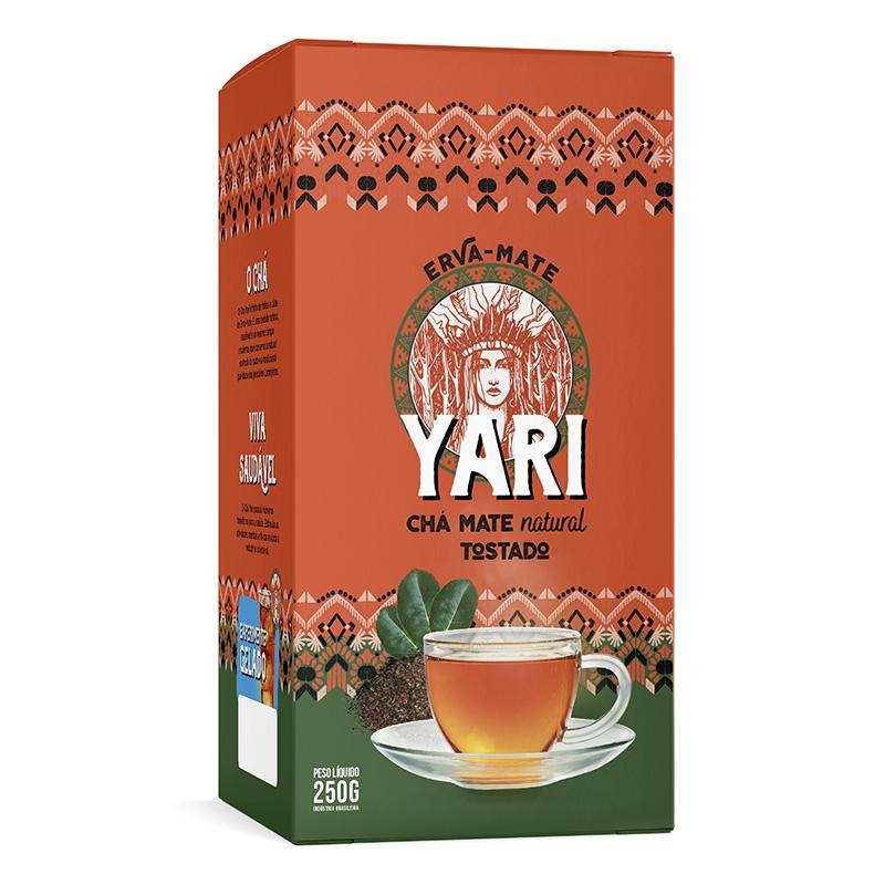 Yari – Chá Mate Natural Tostado