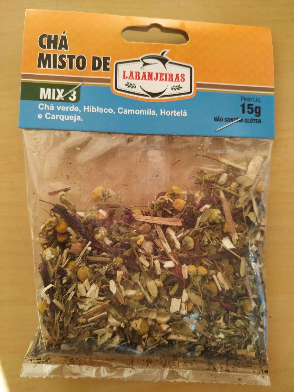 Chá misto (mix 3)